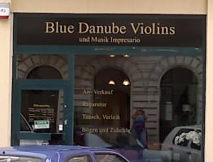 Ein Geigenbauer in Wien