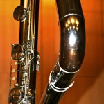 Der kleinste Musiker spielte später das größte Instrument...